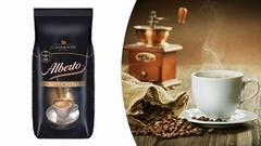 KÁVA ALBERTO CAFFÉ CREMA | SLEVA 22 %