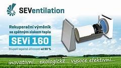 Větrání s rekuperací v létě | SLEVA 15 %