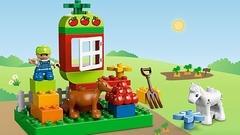 LEGO DUPLO - ZAHRADA | SLEVA 200 KČ