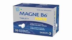MAGNE B6 FORTE TABLETY | SLEVA 15 %
