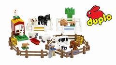 LEGO DUPLO - ZVÍŘÁTKA Z FARMY | SLEVA 500 KČ