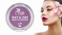 Oční stíny E style | sleva 54 %