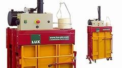 Výprodej balíkovacích lisů LUX-PTZ