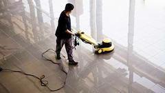 Voskování lina a PVC | sleva 20 Kč/m2
