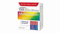 GS EXTRA STRONG MULTIVITAMIN   SLEVA 16 %