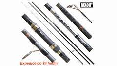 PRUT JAXON SILVER SHADOW 396 CM | 1+1 SLEVA 50 %
